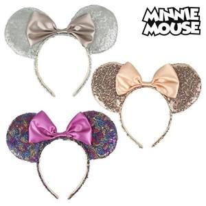 Image of   Hårbøjle Minnie Mouse 71126 Multifarvet