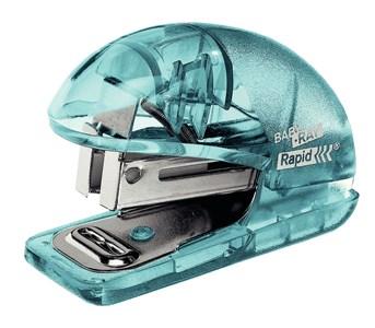 Image of   Hæftemaskine ColourIce t/10ark+klammer blå