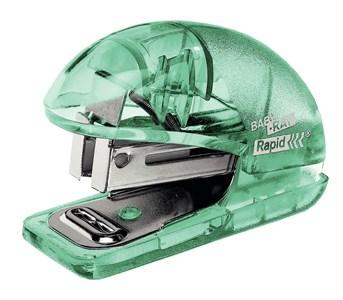 Image of   Hæftemaskine ColourIce t/10ark+klammer grøn