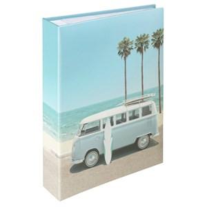 Image of   00002629 fotoalbum og arkbeskyttelse Flerfarvet 200 ark 100 x 150mm