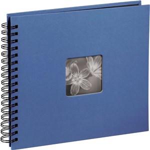 Image of 00010611 fotoalbum og arkbeskyttelse Blå 300 ark