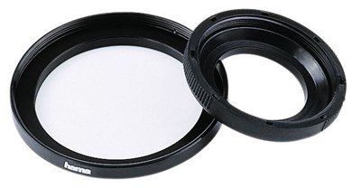 Hama Filter Adapter Ring, Lens Ø: 30,0 mm, Filter Ø: 37,0 mm adaptor til kameraobjektiv