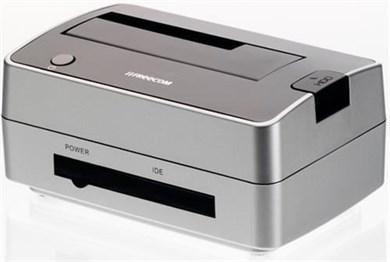 """Image of   Hard Drive Dock Pro, USB 2.0 direkte dock til 2,5"""" og 3,5"""" SAT"""