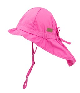 - Hat w/Neck & Bow UPF30+ - Pink (510001-525)