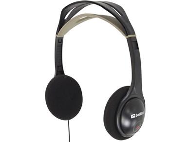 HeadPhone, Black