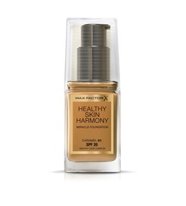 Image of   Flydende makeup foundation Healthy Skin Harmony Max Factor 85 - Caramel