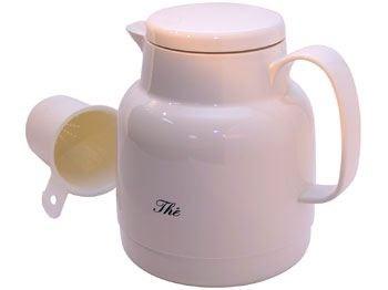 Image of   Termokande 1 liter thé Hvid Helios