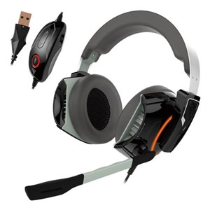 GAMDIAS HEPHAESTUS P1, virtual 7.1 gaming headset, RGB