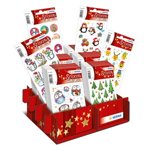 HERMA Herma stickers Magic jul Emotion display (60)