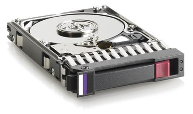 Image of   300GB 6G SAS 10K rpm 2.5-inch Dual Port Enterprise Hard Disk Drive 2.5""