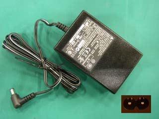 Image of   AC 40c strømadapter og vekselret Indendørs Sort