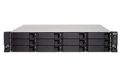QNAP High-performance NAS, 12x 3,5