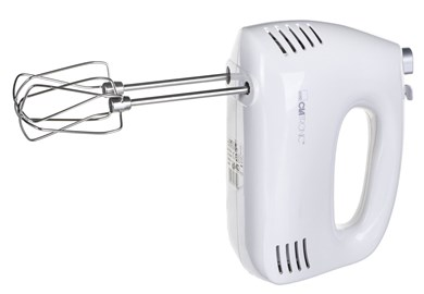 Image of   HM 3524 Hand mixer White 300 W