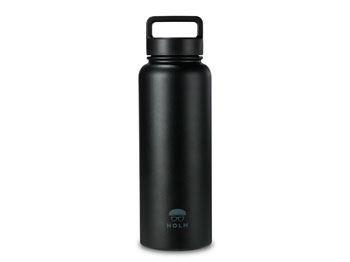 Termoflaske 1,2liter sort HOLM