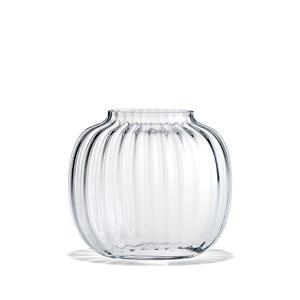 Image of   Primula Oval Vase klar H17,5