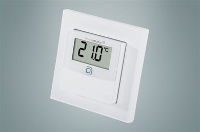 Image of   HmIP-STHD Indendørs Temperature & humidity sensor Fritstående Trådløs