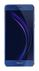 "Image of   Honor 8 13.2 cm (5.2"") 4 GB 32 GB Dual SIM Blue 3000 mAh"