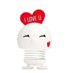 Image of   Bimble LOVE - White