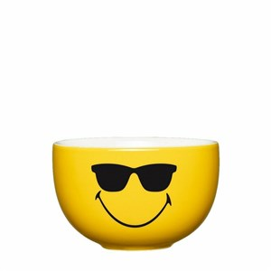 Hoptimist Smiley Bowl - Cool