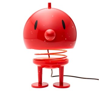 X-Large Lamp - Red