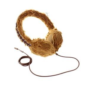 Hovedtelefon On-Ear Pelsklædt Wookiee Brun