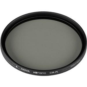 Image of   77 mm HD nano CIR-PL 7,7 cm Clear camera filter