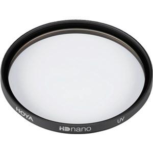 Image of   82 mm UV (0) HD Nano 8,2 cm Clear camera filter