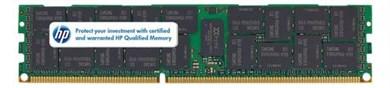 Image of   HP 4GB 1Rx4 PC3L-10600R-9 Kit