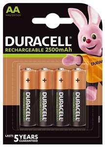 HR6 AA 4-pack Rechargeable battery Nickel-Metal Hydride (NiMH)