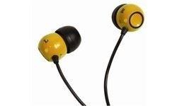 Pioneer In-Ear HP, Yellow