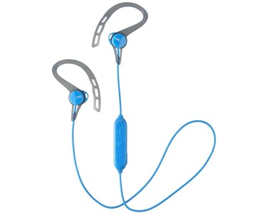 JVC in-ear sports Bluetooth høretelefoner. Blå