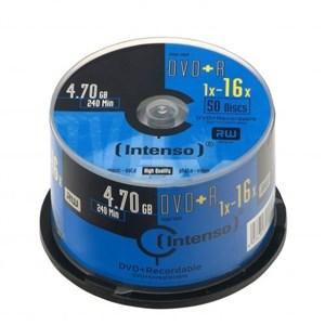 Image of   4111155 tom DVD 4,7 GB DVD+R 50 stk