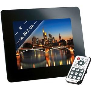 """Image of   8"""" MediaDirector digital fotoramme 20,3 cm (8"""") Sort"""