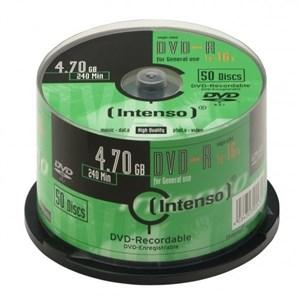Image of   DVD-R 4.7GB, 16x 4,7 GB 50 stk