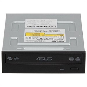 ASUS Internal Recorder Asus DRW-24D5MT/BLK7B/AS 24x SATA Sort