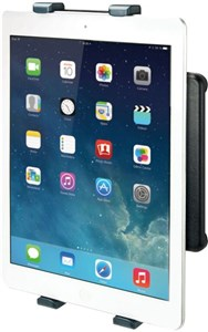 Image of iPad magnetic mount, rotatable, black
