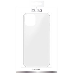 "IPCX611903NUDETR mobiltelefon etui 15,5 cm (6.1"") Cover Transparent"