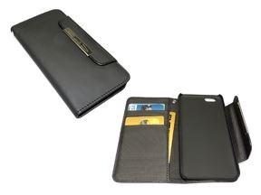 iPhone 6 Flip Wallet, Black