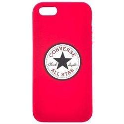 Cover iPhone 5/5s/SE Silikone Rød