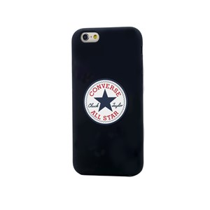 Cover iPhone 6/6s PLUS Silikone Sort