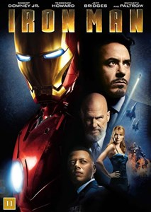 Iron Man (Robert Downey Jr.) - DVD