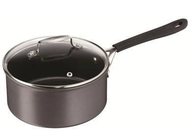 Jamie Oliver Everyday Hard Anodized Saucepan 18 cm / 2,1 l - H9002344