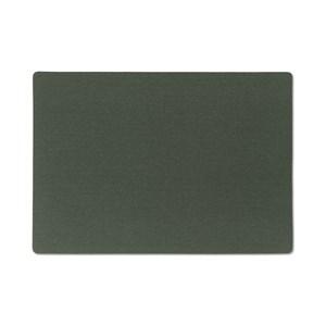 Image of   Basic Dækkeserviet mørk grøn 43x30 cm