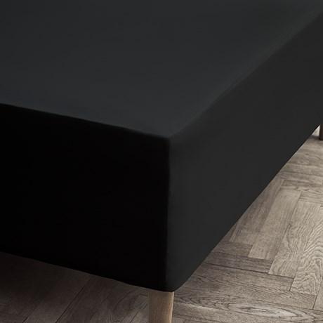 Hypermoderne Lagen, Jersey, 120 x 200 x 45 cm. Sort. Juna Lagen - Skiftselv.dk XC-37
