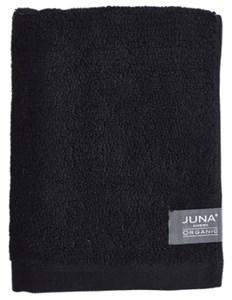 Image of   Organic, Håndklæde, 50x100, sort