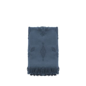 Image of   Pearl håndklæde. Blå. 40 x 60 cm.