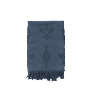 Image of   Pearl håndklæde. Blå. 50 x 100 cm.