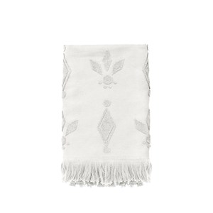 Image of   Pearl håndklæde. Offwhite. 50 x 100 cm.