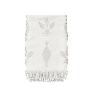 Image of   Pearl håndklæde. Offwhite. 70 x 140 cm.