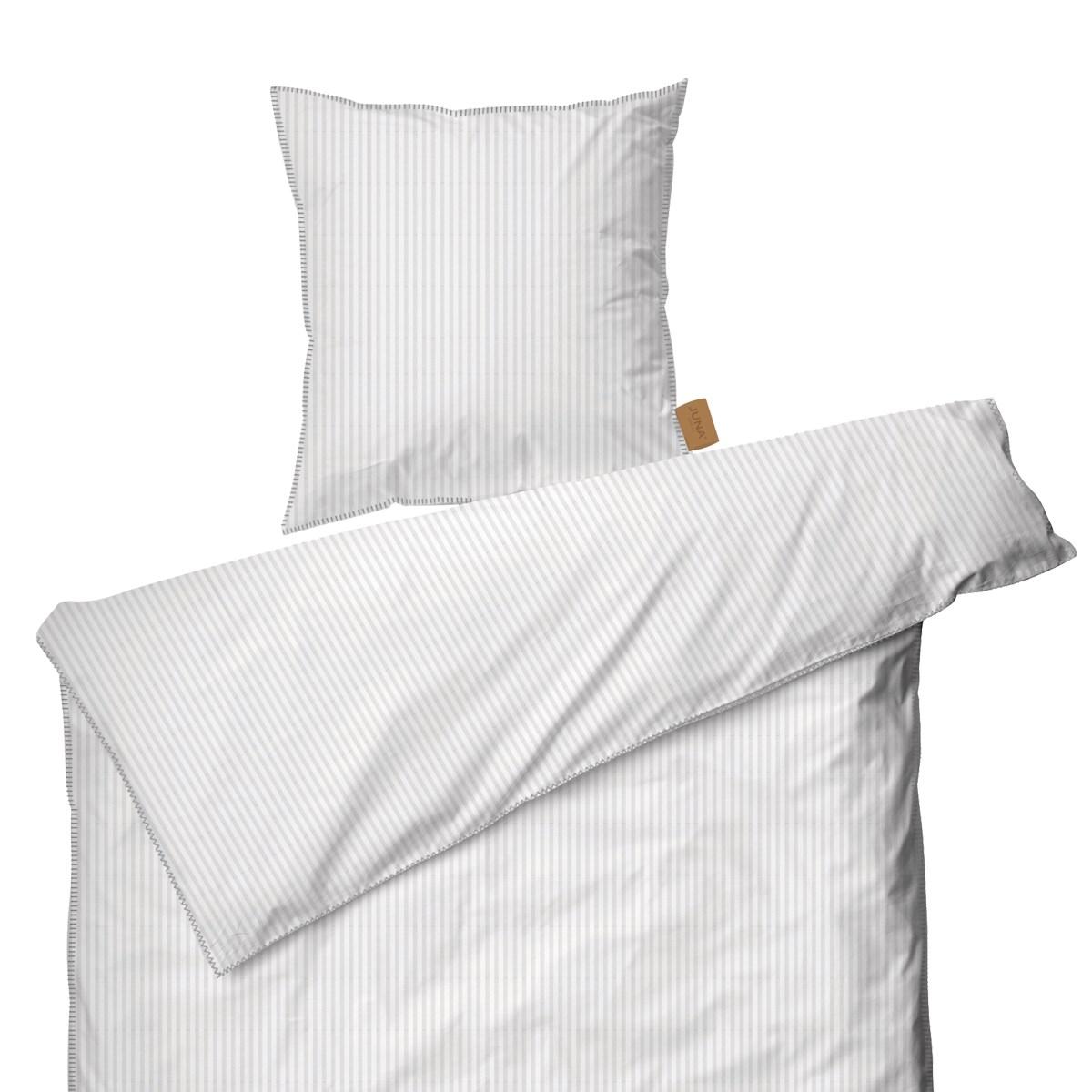 Fremragende Juna Spiga, Sengesæt, 140x200 cm, hvid sengetøj - Skiftselv.dk YX82